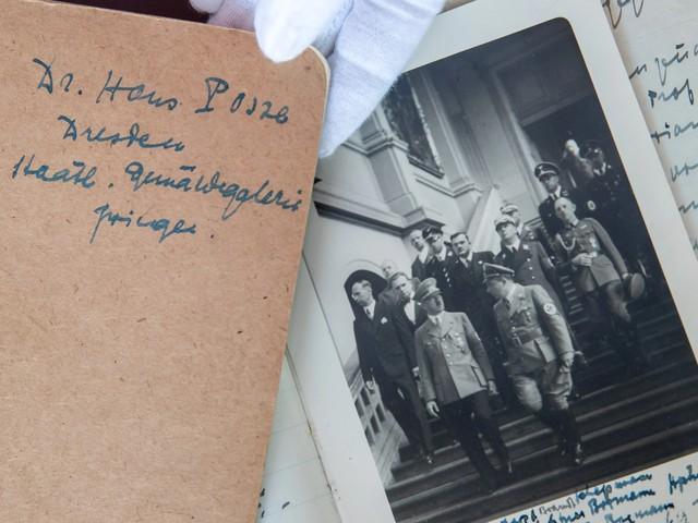 Tagebücher bringen neue Erkenntnisse zu NS-Kunstraub