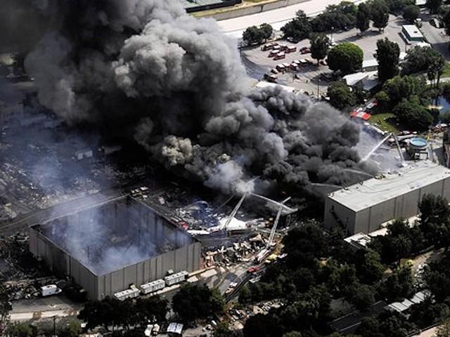 Hole, Soundgarden und mehr verklagen Universal wegen Großbrand