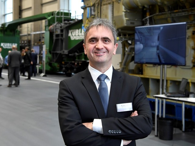 """Uwe Lauber, Chef von MAN Energy Solutions: """"Wir sind kein Notverkauf"""""""