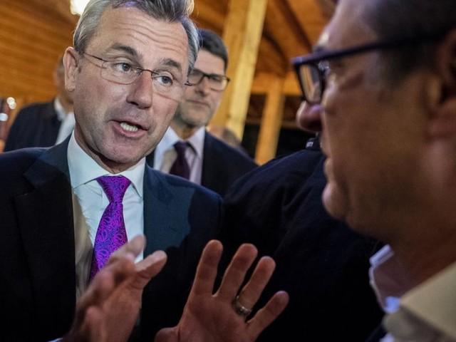 Streit eskaliert: Spaltet Strache-Frage die FPÖ?