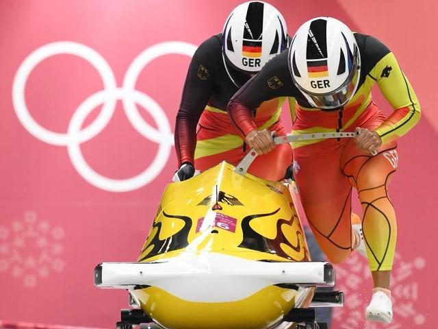 Deutsche Gold-Chance im Zweierbob der Frauen