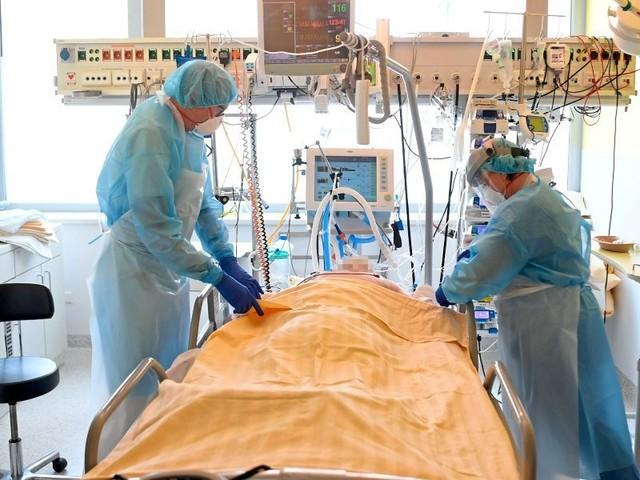37 Prozent der Corona-Intensivpatienten starben