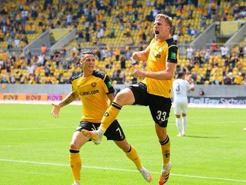 Dynamo bezwingt Ingolstadt im Aufsteiger-Duell deutlich