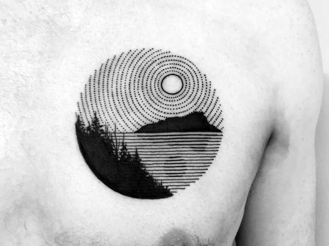 Tattoos von Francesco Rossetti