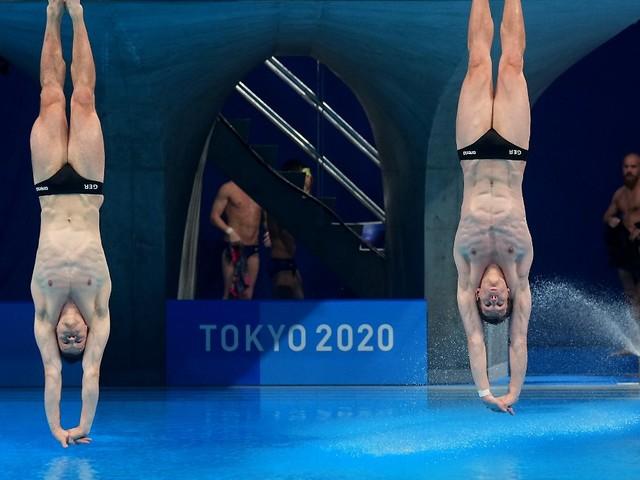 Hausding/Rüdiger stark im Finale: Wasserspringer gewinnen Bronze im letzten Sprung