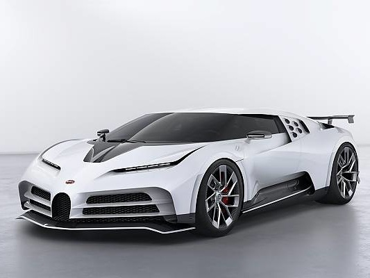 Bugatti Centodieci: Das Acht-Millionen-Euro-Auto