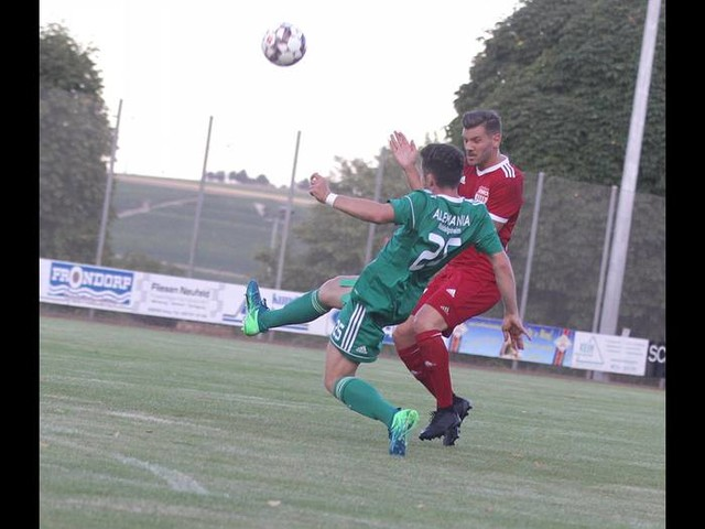 RWO Alzey gegen Eintracht Kreuznach, ein Spiel das elektrisiert