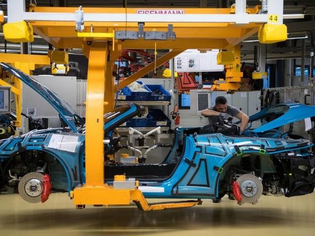 IT-Störung legt Produktion bei Porsche lahm