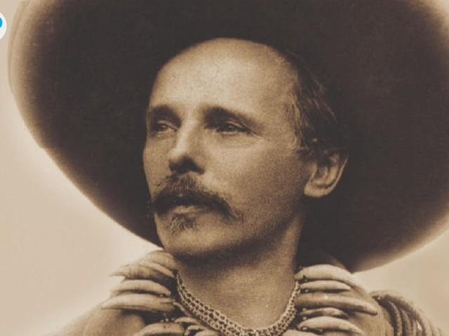 Der erste Pop Star kam aus dem Wilden Westen