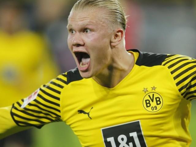 Haaland schießt Dortmund in letzter Minute zum Sieg