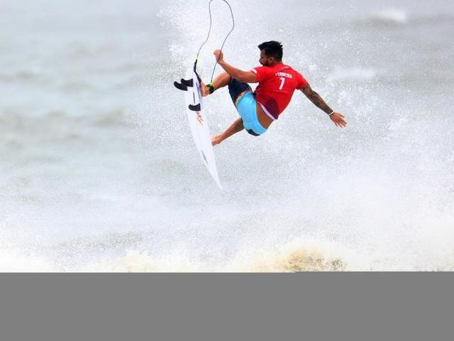 Brasilianer Italo Ferreira ist erster Olympia-Sieger im Surfen
