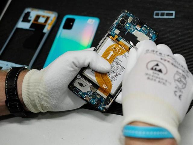 Nachhaltigkeit: Zweites Leben für Smartphones: Experten sehen Wachstumsmarkt