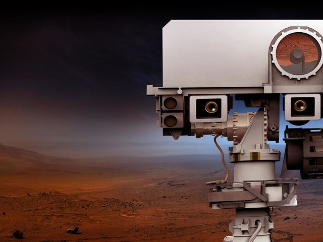 Auf zum Mars! Das bringt das Technologie-Jahr 2020