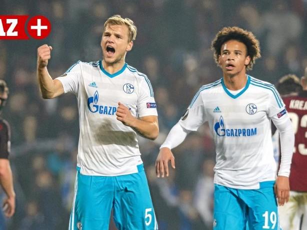 Schalke-Serie: Ein Wiedersehen mit Schalke hätte Geis nie erwartet