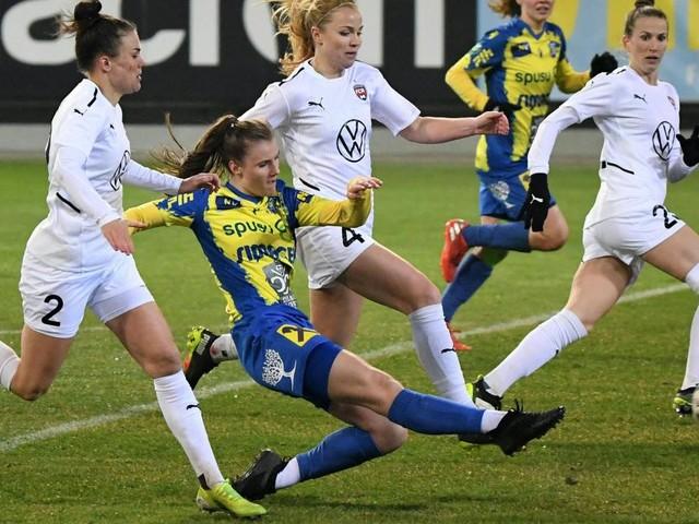 Die Damen kassieren für die Champions League 39-mal weniger