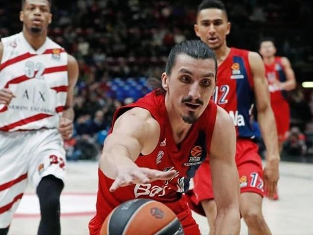 Bayerns Basketballer mit Sieg gegen Mailand