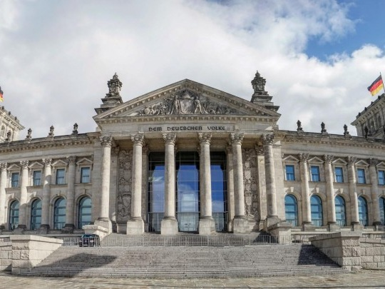 Bundestag - Debatte über Maßnahmen gegen Antisemitismus