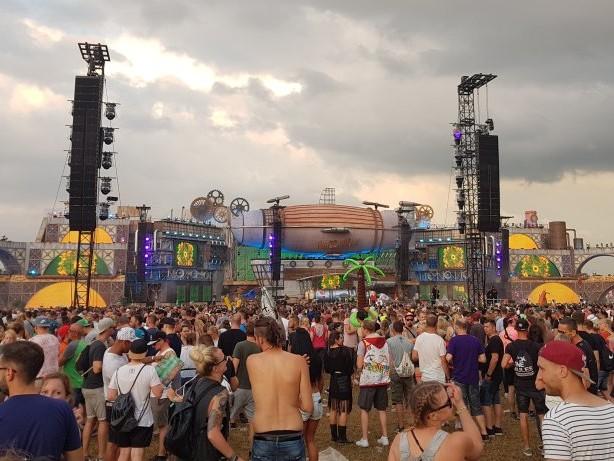 Parookaville: Parookaville - das denken die DJ-Stars über das Festival
