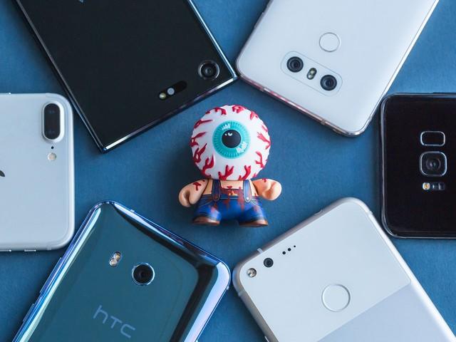 Smartphonekameras und Spiegelreflex: Der Kampf ist ausgefochten