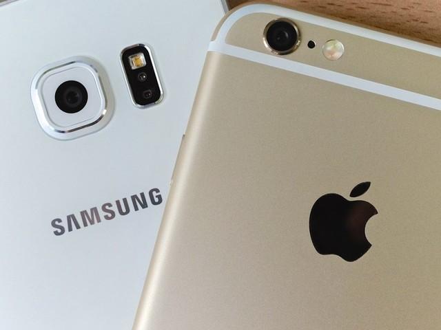 Patent-Streit Reloaded: Apple und Samsung wieder vor Gericht
