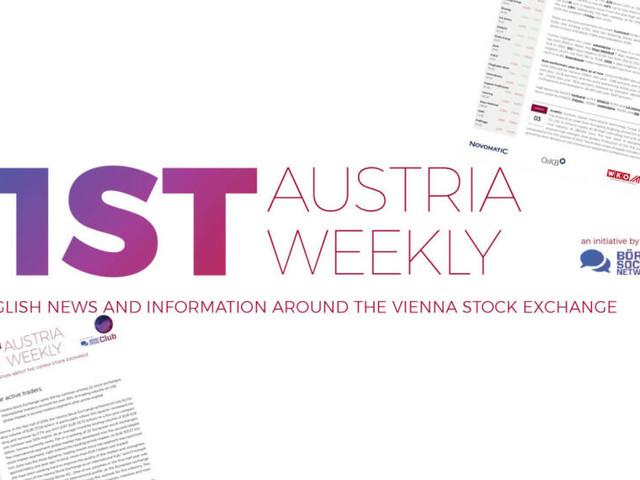 21st Austria weekly - Polytec Group, Austrian Post (07/08/2020)