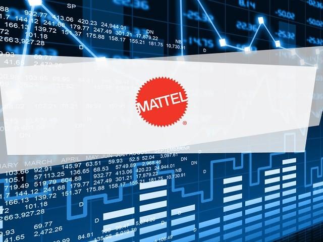 Mattel-Aktie Aktuell - Mattel legt 1,6 Prozent zu