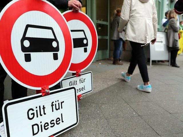 Ab April 2019: Gericht verhängt Fahrverbote für Köln und Bonn