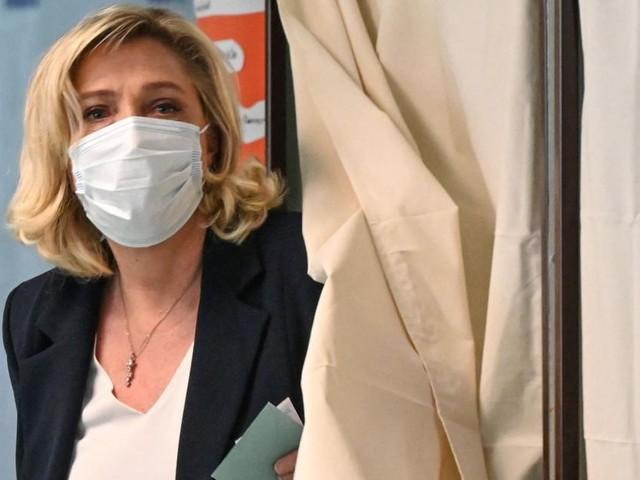 Konservative bei Regionalwahlen in Frankreich vor Le Pens Partei