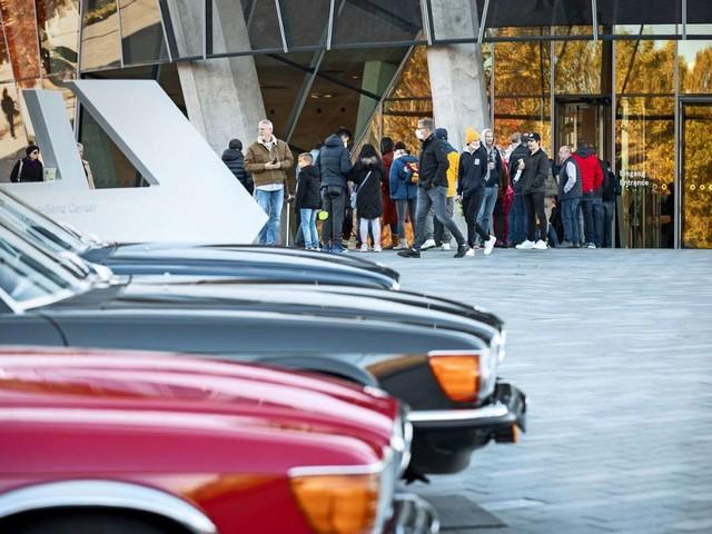 Mercedes-Benz-Museum Stuttgart: Ehrung eines Traums mit Motor