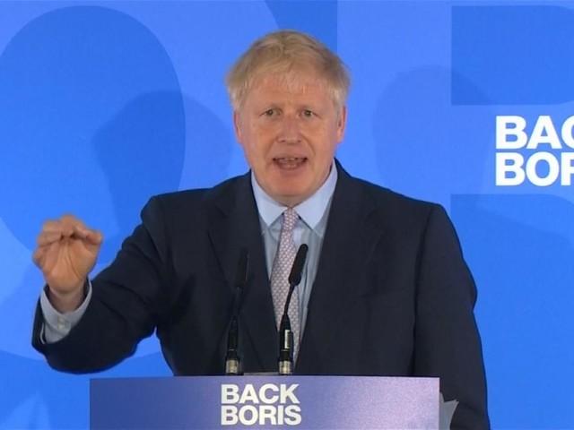 Boris Johnson verspricht Brexit bis Oktober