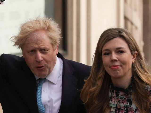 Boris und Carrie Johnson: Teilweise fiese Kommentare nach Baby-News