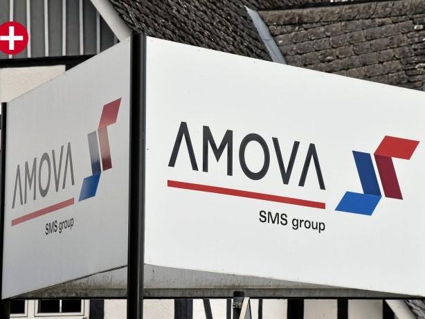 Unternehmen: Amova wird SMS: Umzug von Netphen nach Hilchenbach