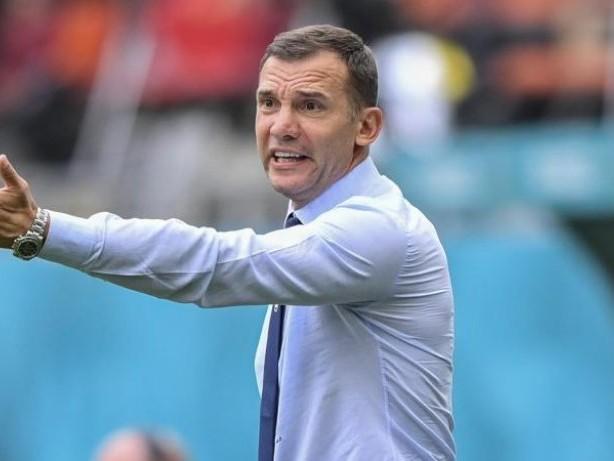 Vertrag ausgelaufen: Ukrainischer Fußball-Nationaltrainer Schewtschenko hört auf