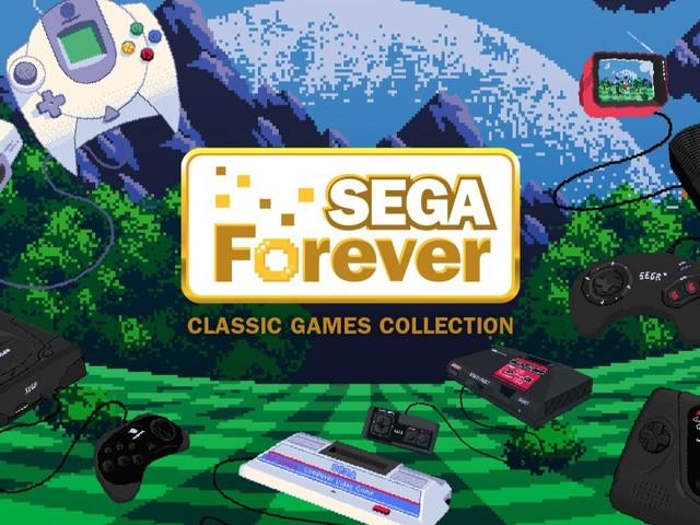 Sega Forever stetig wachsende Klassiker-Sammlung für Android und iOS steht in den Startlöchern