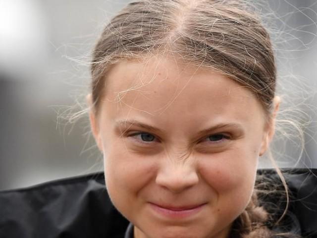 Klimaaktivistin Greta Thunberg und das grüne Geschäft