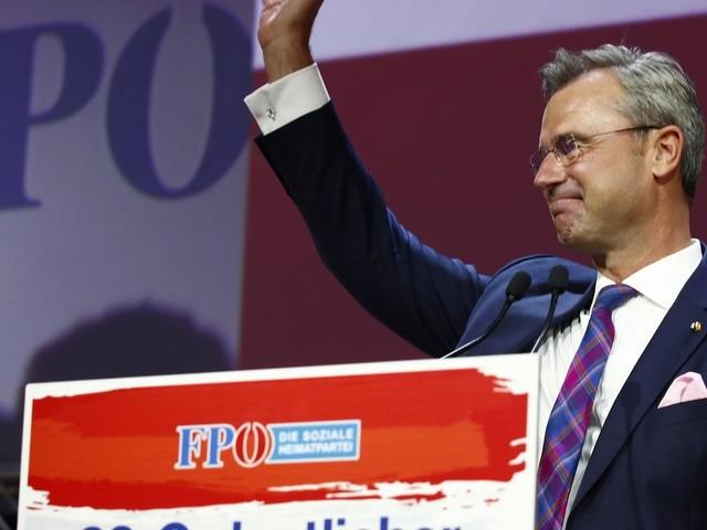 Hofer neuer FPÖ-Chef - Partei will Österreichs stärkste Kraft werden