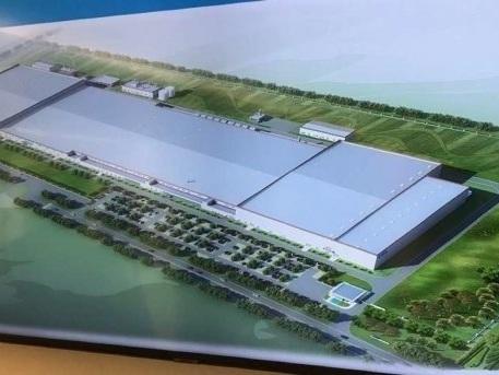 CATL beginnt mit Bau der Batterie-Fabrik in Thüringen