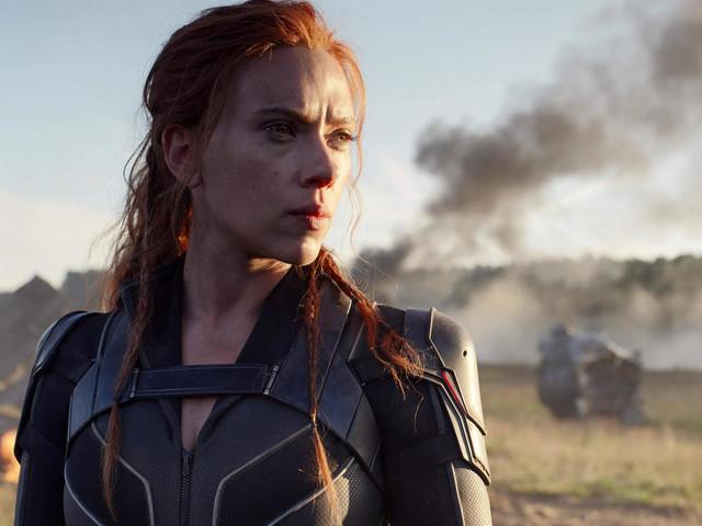 "Scarlett Johansson verklagt Disney wegen ""Black Widow""-Start"