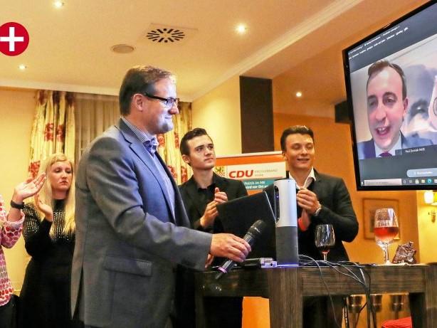 Bundestagswahl: Paul Ziemiak holt Wahlkreis nach 23 Jahren für CDU zurück