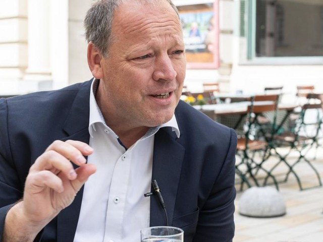 Matthias Settele: der Auswärtsspieler in Sachen ORF-Chef-Wahl