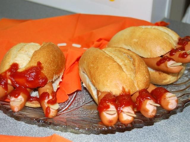 Rezepte für Halloween: Schaurig-schönes Fingerfood