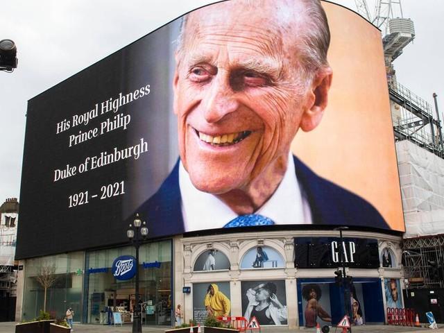Die Beerdigung von Prinz Philip heute im TV: Hier sehen Sie die Beisetzung live