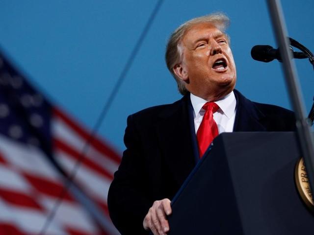 Trump will kommende Woche Vorschlag für Ginsburg-Nachfolge vorlegen