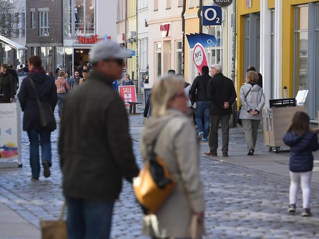 Eurozone: Einzelhandelsumsätze legen im März stärker als erwartet zu