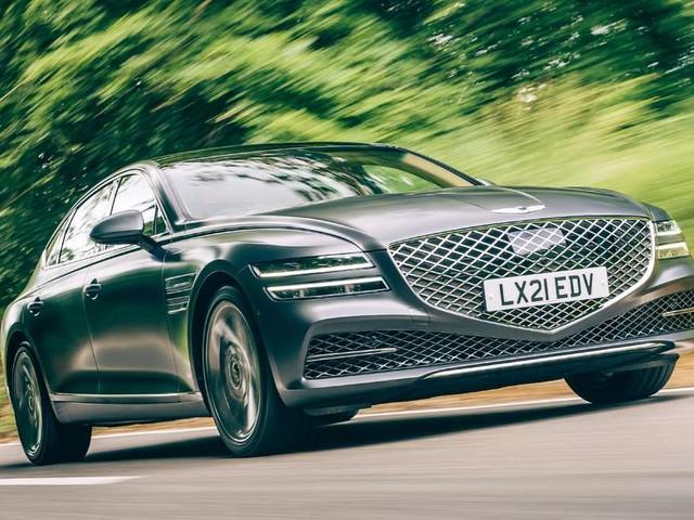 Genesis G80 im Test: Der Koreaner tritt gegen Audi A7 und Mercedes E-Klasse an