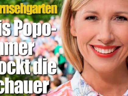 """""""ZDF-Fernsehgarten"""": """"Streck ihn raus!"""" Kiwis Popo-Hammer lässt die Zuschauer sprachlos zurück"""