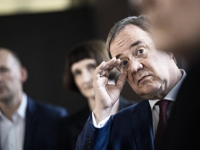 Baerbock und Scholz sind dabei: Laschet sagt Wahl-Show bei ProSieben ab