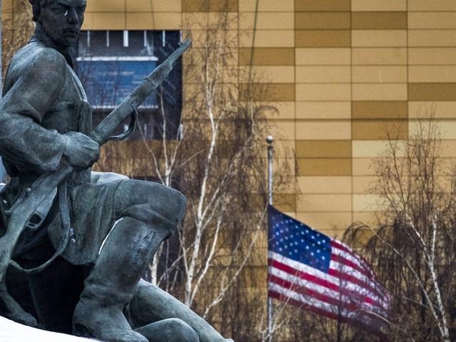 Russland verhängt Einreisesperren gegen zwei amerikanische Minister