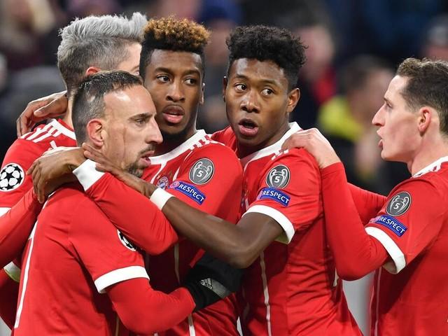 FC Bayern: Bei Achtelfinal-Auslosung drohen Manchester City, Manchester United oder der FC Barcelona
