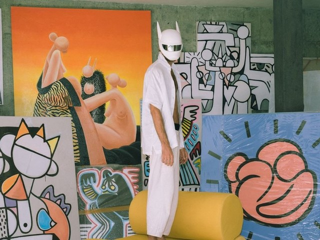 Zehn Jahre Cro: Masken-Rapper deutet letztes Album an